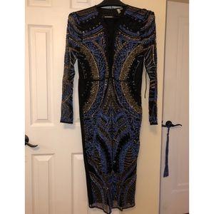 Embellished Dress- ASOS- size 14